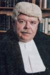 Judge Garry Neilson in 2003. Credit:Law Society Journal